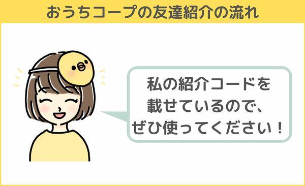 おうち コープ 紹介
